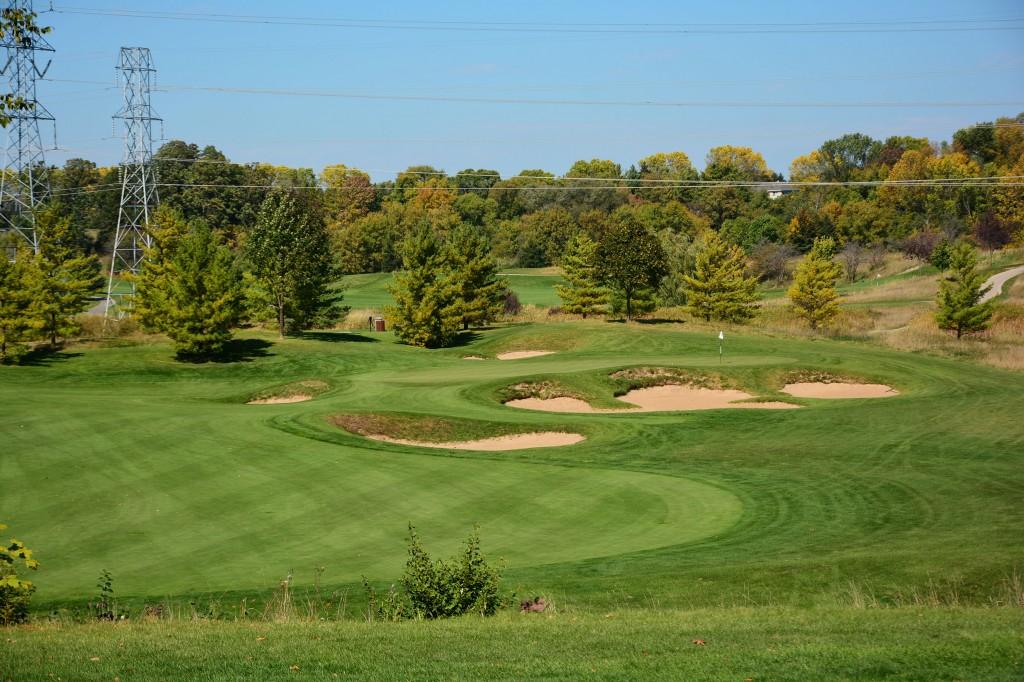 The Bull Golf in Sheboygan, Wisconsin