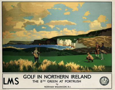 northern island royal portrush golf vacation