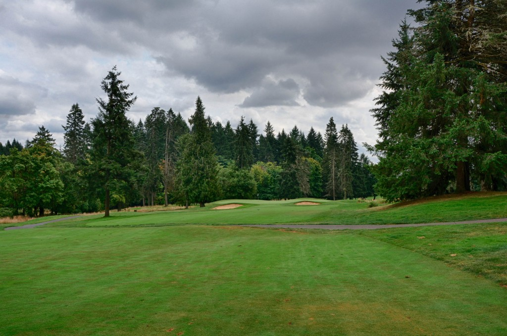 The Ghost Creek course at Pumpkin Ridge Golf Club in Portland, Oregon is one of the top 100 public golf courses in America.
