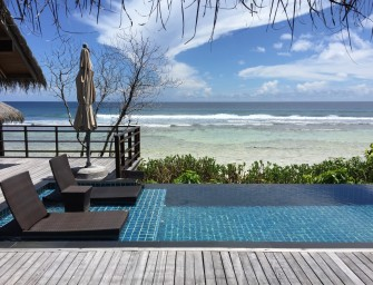 Golf in the Maldives: A Week at the Shangri-La Villingili Resort