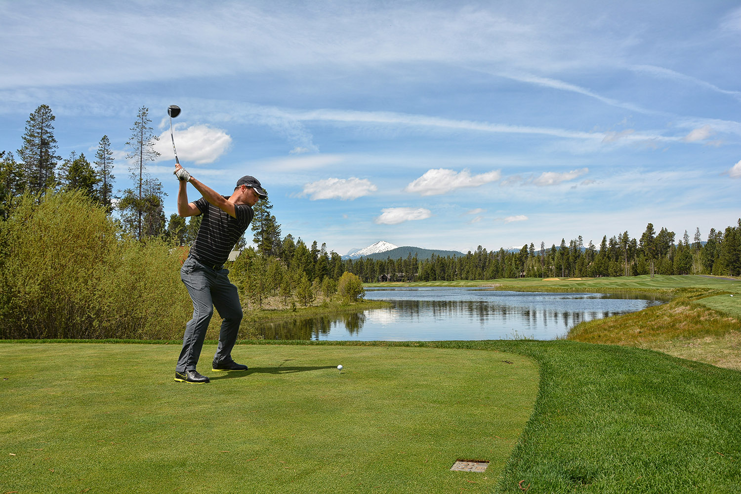 Crosswater Golf Club Review – Sunriver, Oregon