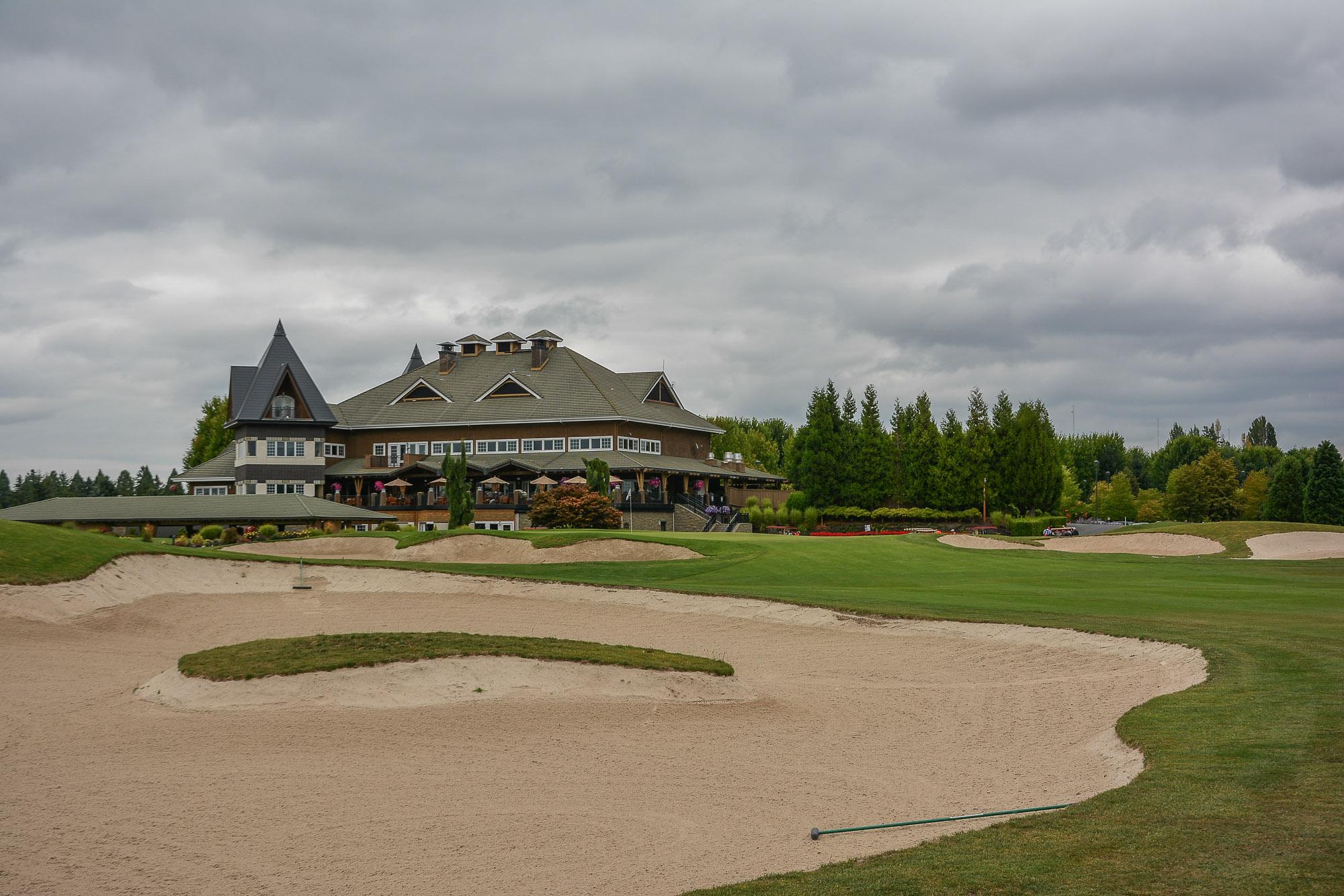 The Reserve Golf Club (South Course) – Portland, Oregon