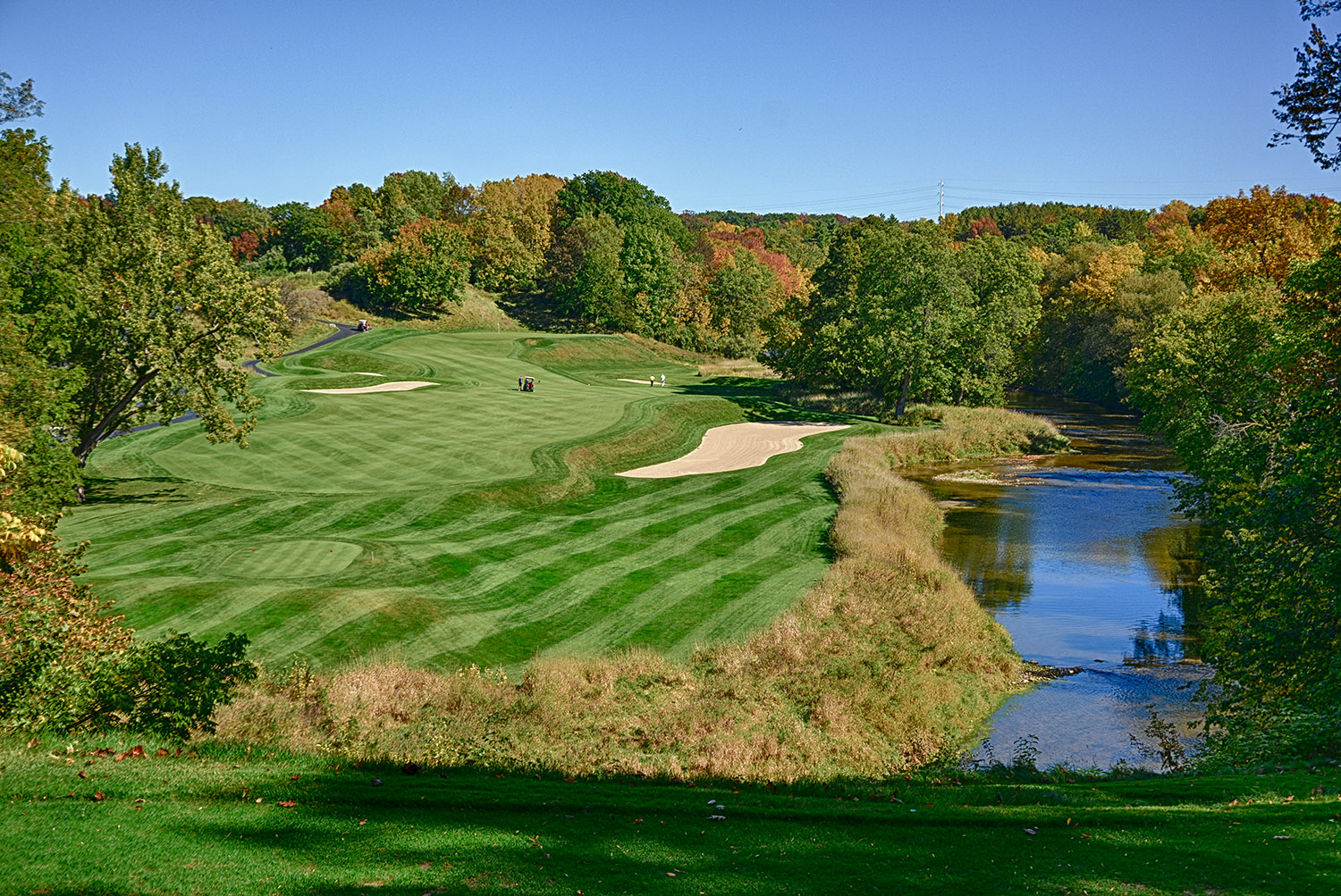 Blackwolf Run River Course – Kohler, Wisconsin