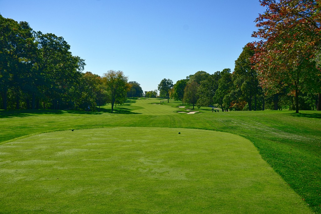 Course #3 at Medinah Country Club is one of the most historic golf courses in the entire US.