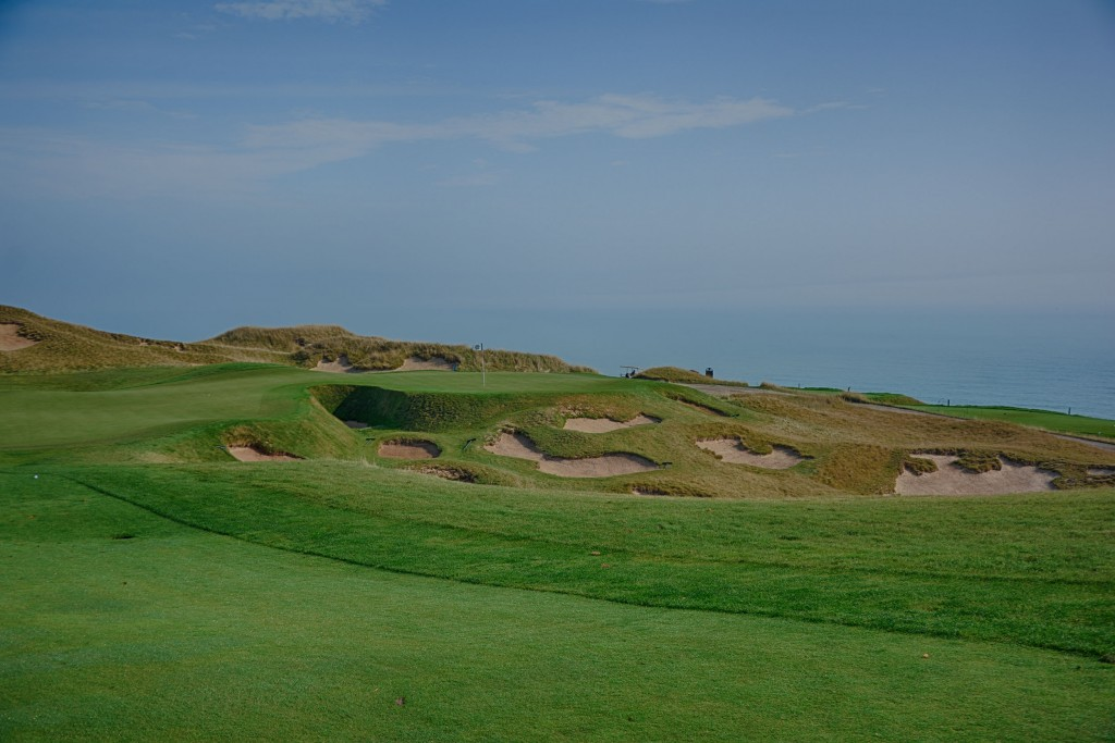 Whistling Straits Hole 6 Approach