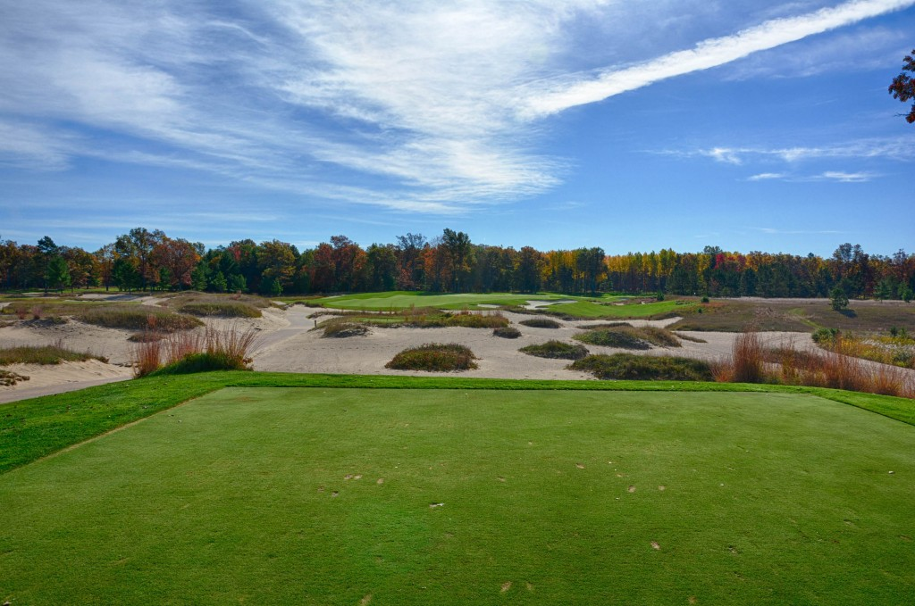 Forest Dunes is one of the top 100 public golf courses in the united states, and one of the best in Michigan.