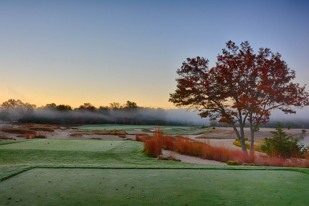Forest Dunes is one of the best golf courses in the United States