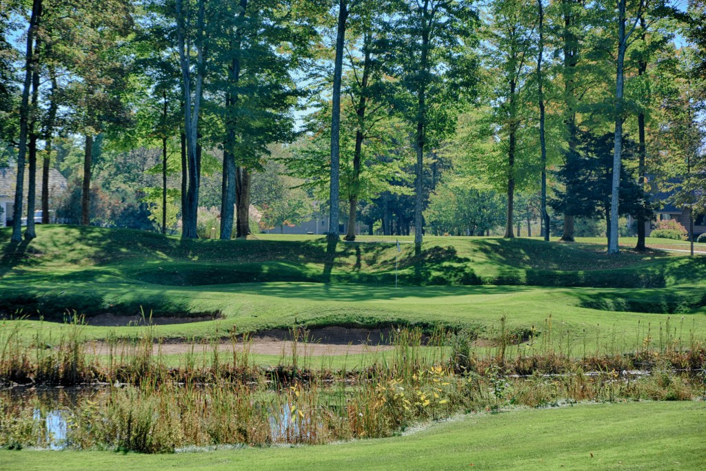 The Bear at Grand Traverse is a Top 100 Publc Golf Course near Traverse City, Michigan