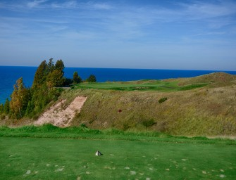 Arcadia Bluffs Golf Club – Arcadia, Michigan