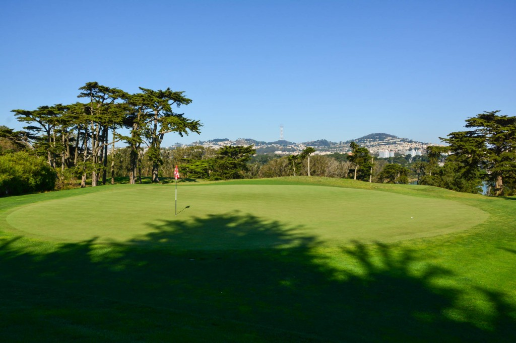 Olympic Club 1 Green