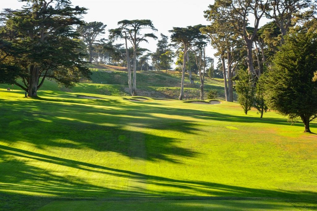 The Lake Course at the Olympic Club is one of the top 100 golf courses in the US and has hosted 5 US Open Championships