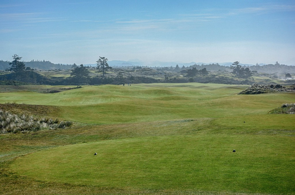 Bandon Dunes is one of the top 100 golf courses in the world.