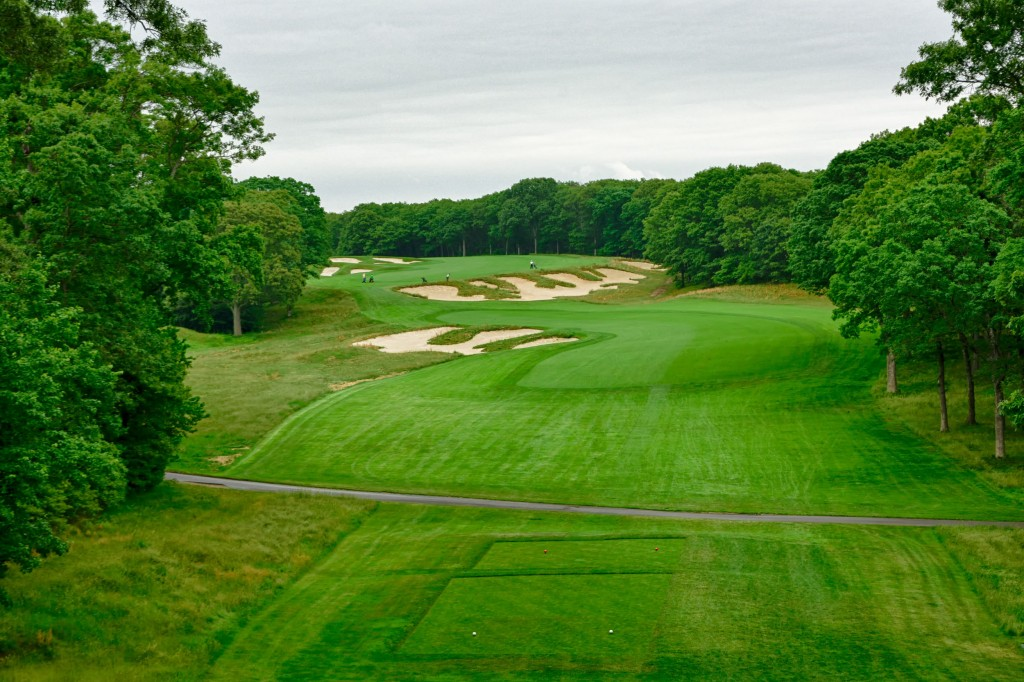 Bethpage Black Hole 4