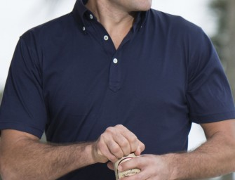 My Favorite Golf Polo: Holderness and Bourne