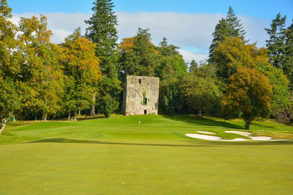 Loch Lomond Hole 18