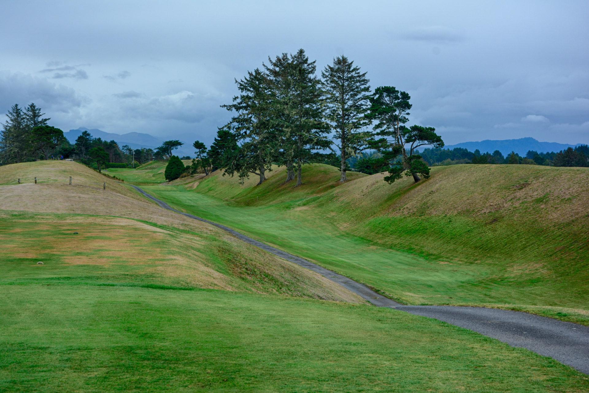 Astoria Country Club 3rd hole