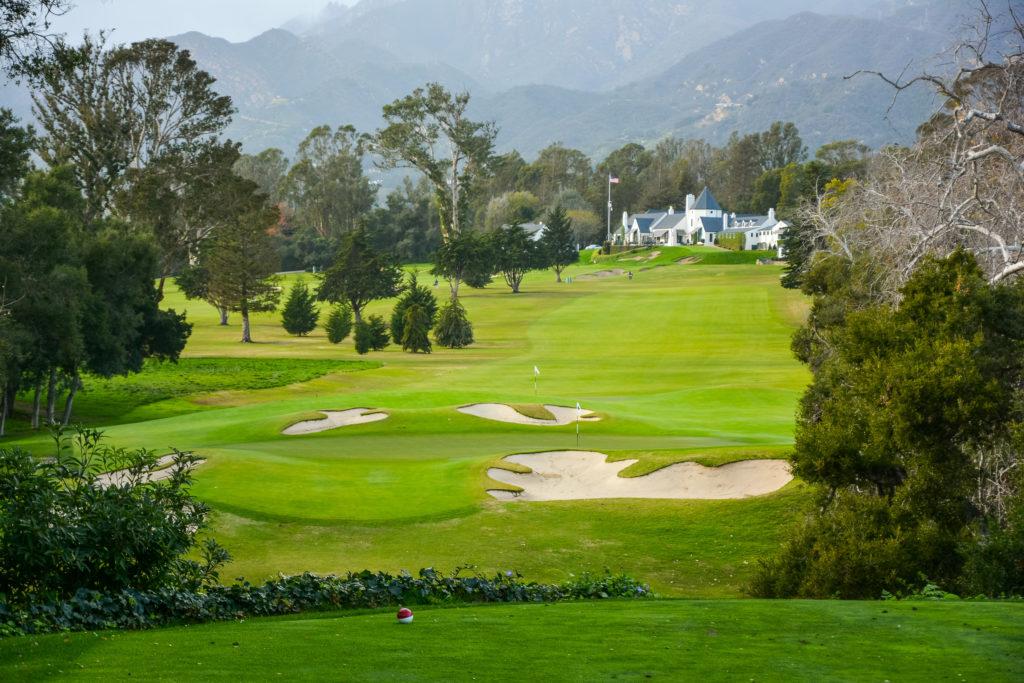 Valley Club of Montecito Hole 14