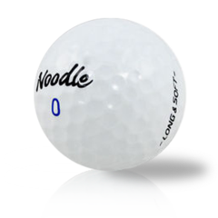 This is a Noodle Golf Balls review featuring the Noodle Long and Soft