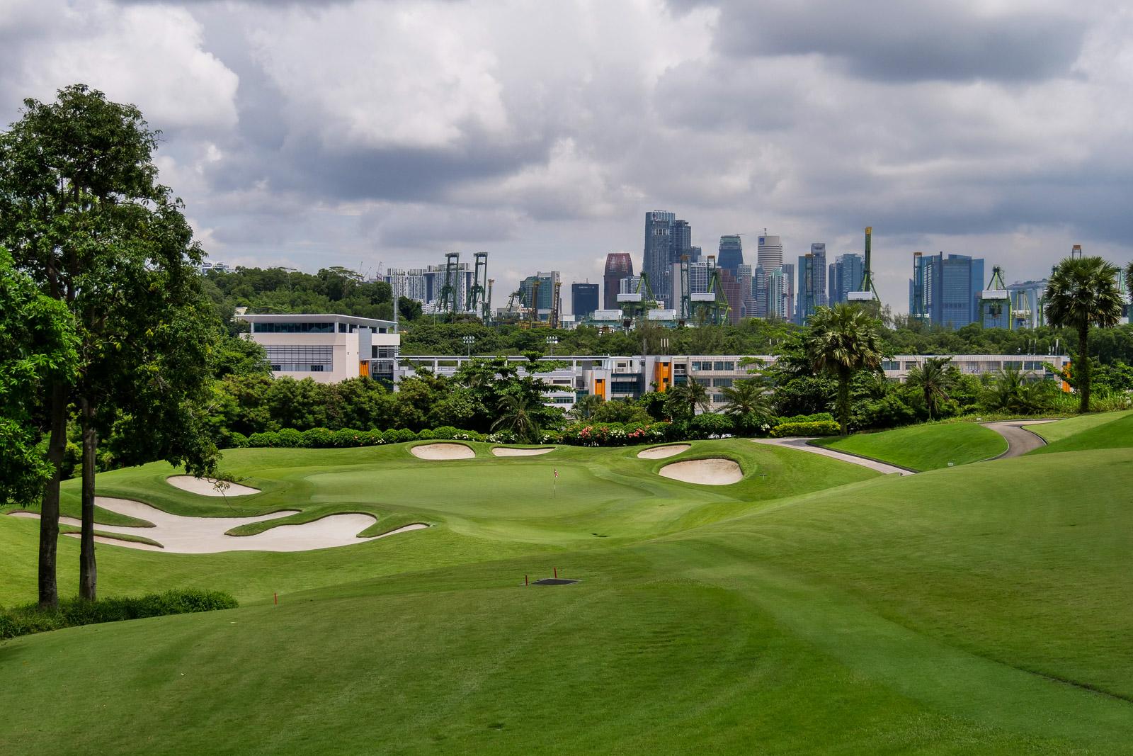 Sentosa Golf Club Serapong Course