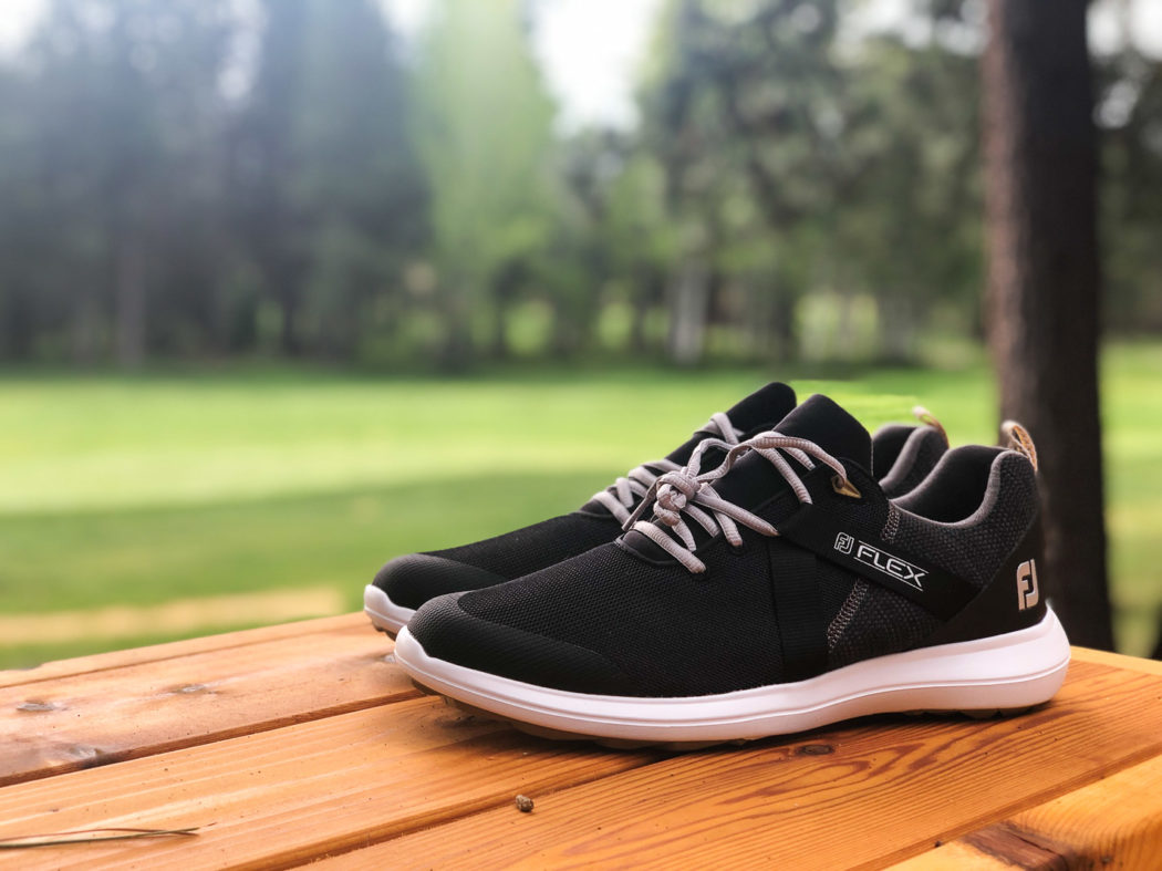 Footjoy Flex Golf Shoes Review A Solid Hybrid Golf Shoe Under 100