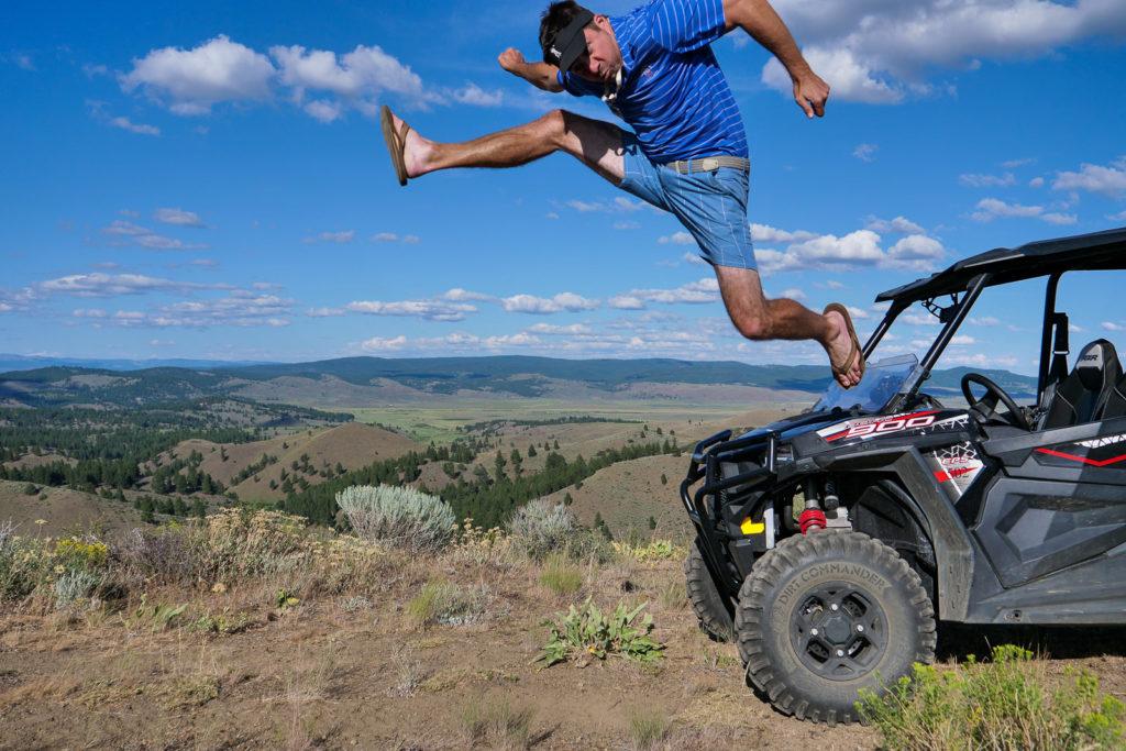 Silvies Valley Ranch Range Tour