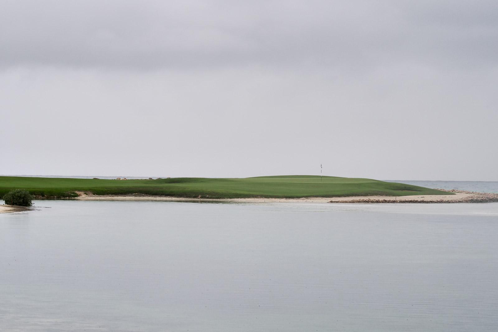 Approach on 2nd at Punta Espada