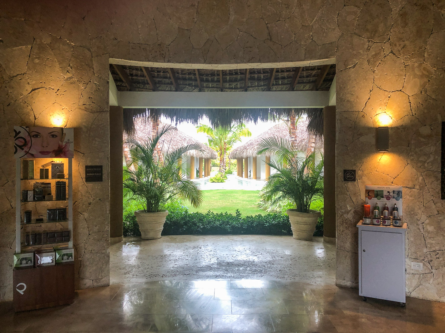 Secrets Cap Cana Spa