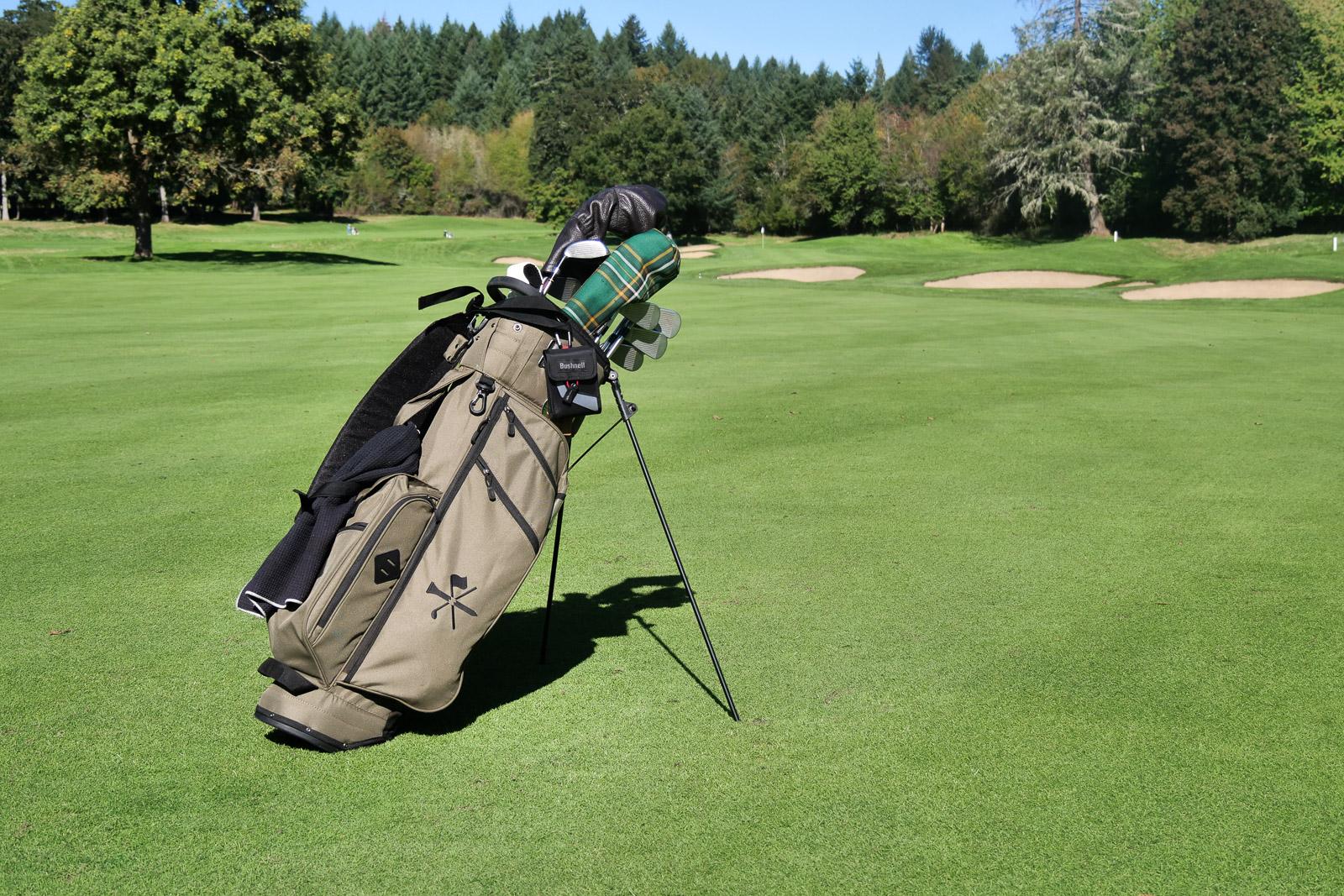 Jones Golf Bags Utility Trouper