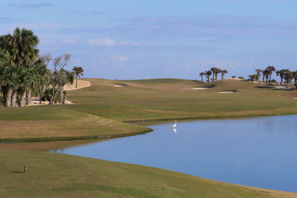 Best golf resorts - Hammock Beach.