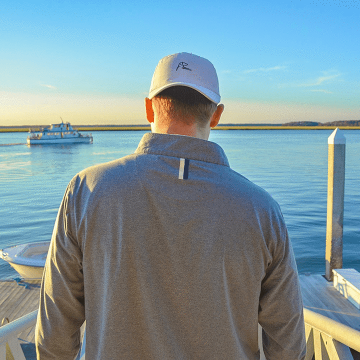 Foghorn Quarter Zip from Rhoback Golf