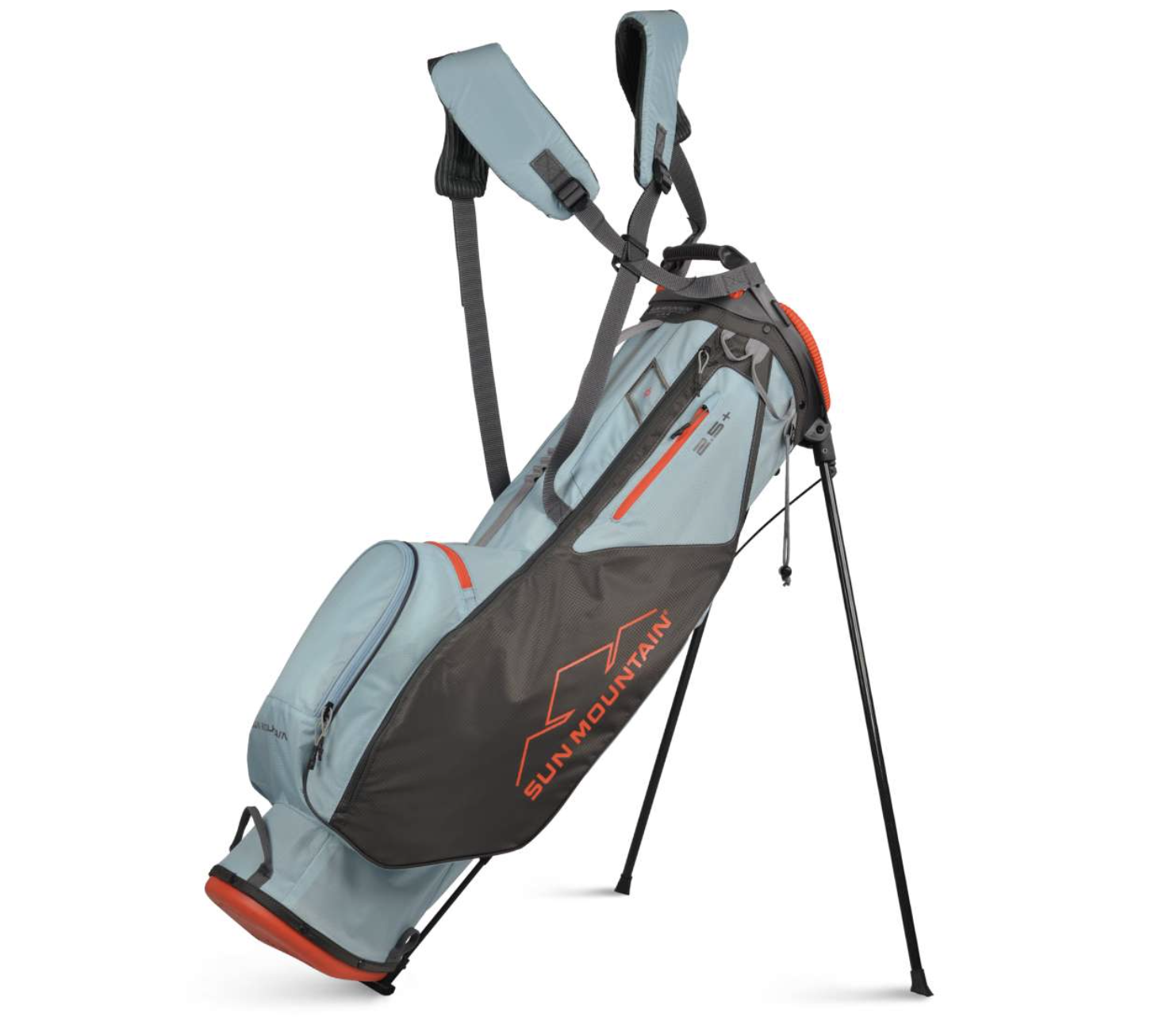 Sun Mountain 2.5+ is one of the best golf bags out there.