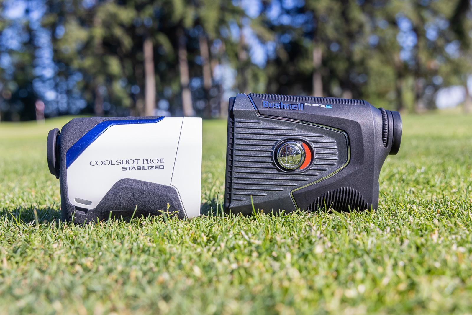 Nikon Coolshot ProII Stabilized Rangefinder