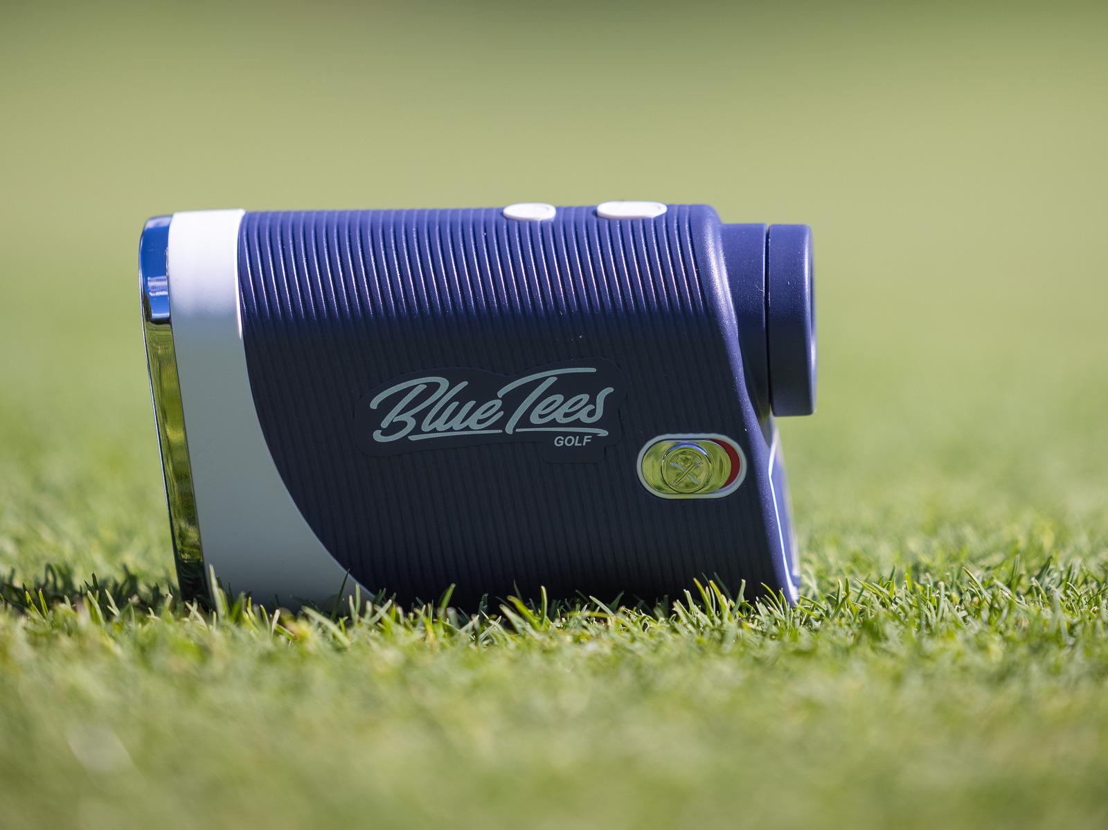 Blue Tees Series 3 Max Golf Rangefinder - Use code
